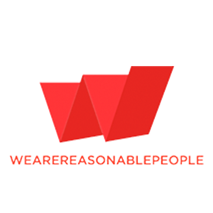 wearereasonablepeople logo